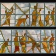Stationen Glasmalerei