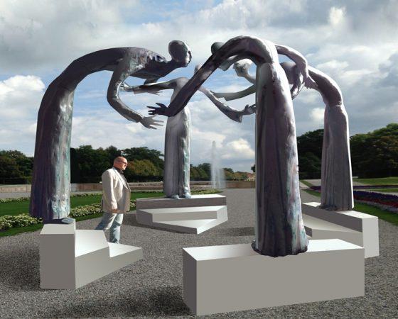 Skulptur Objekte